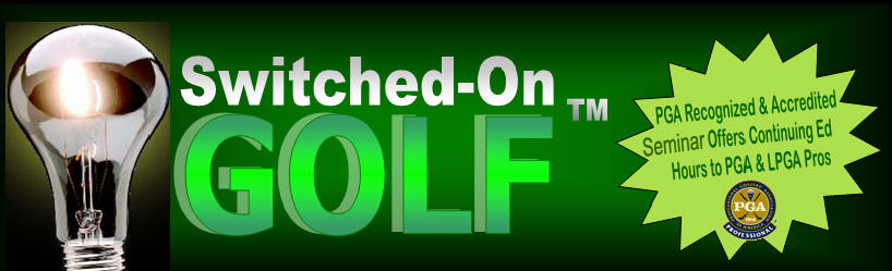 Switched-On Golf PGA Accredited