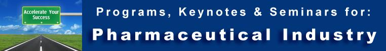 Pharmaceutical  Programs Seminars Keynotes