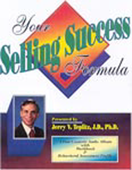 Selling Success - Audio CDs - Dr. Jerry Teplitz
