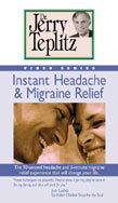 Instant Headache Relief - Jerry Teplitz