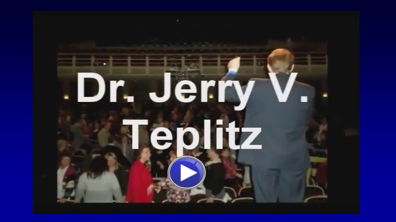 Jerry V. Teplitz Demo Video
